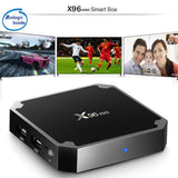 Vontar Android 7.1 TV box 2GB16GB amlogic S905W Quad Core suppot 2.4 GHz WiFi Media Player IPTV