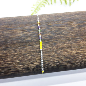 ALL IS WELL Morse Code Mantra® Bracelet