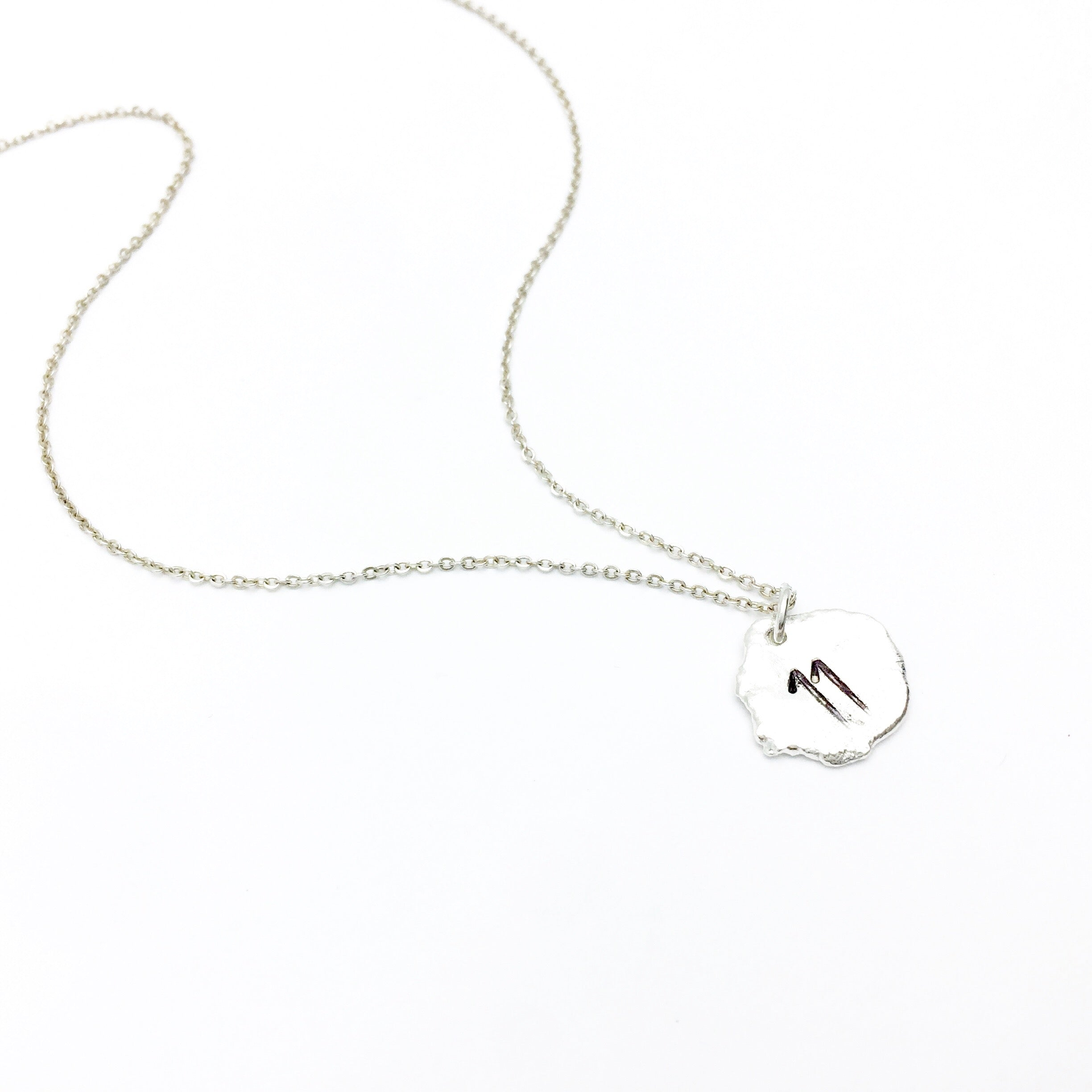 NUMERAL Necklace