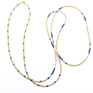 IT IS POSSIBLE Triple-Wear Morse Code Mala® Necklace