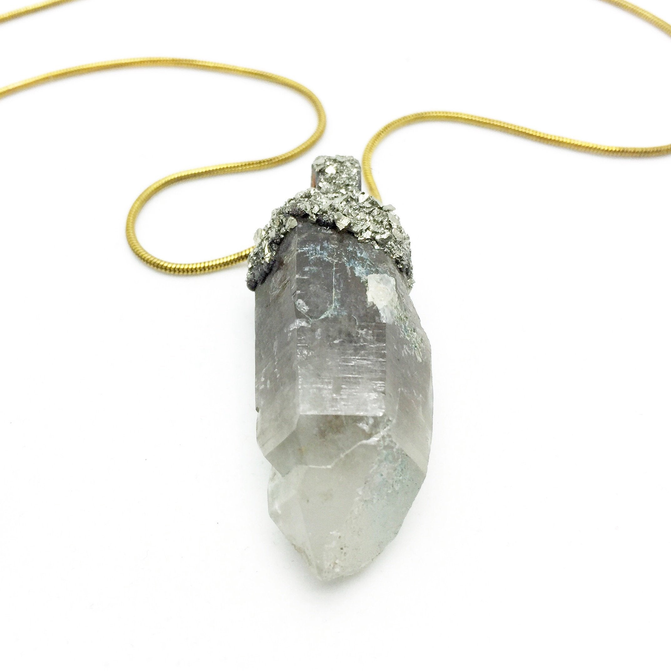 STARSTRUCK Smoky Quartz Necklace