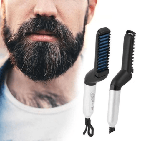 ALPHA GROOM PRO - INDIA'S FIRST BEARD & HAIR STRAIGHTENER!
