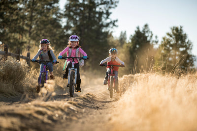 How to Get Your Kid Hooked on Biking for Life
