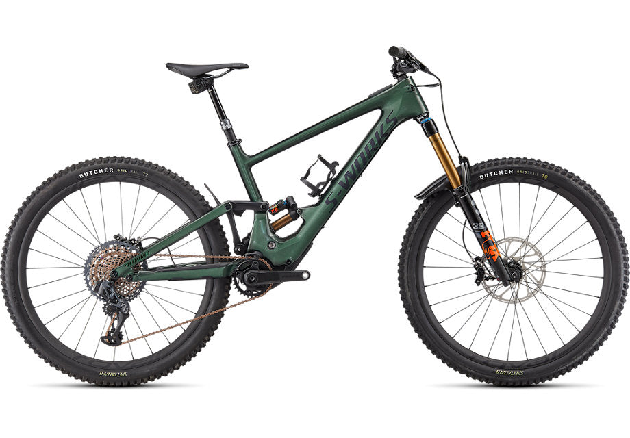 High-end electric MTB by Specialized