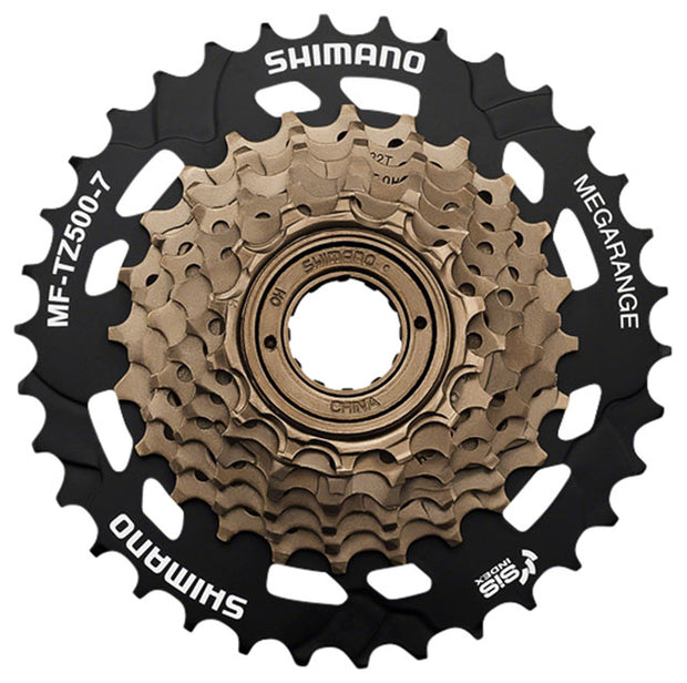 TZ500 7-Speed Freewheel - 14/34t