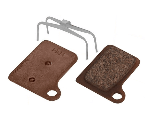 M01 Metallic Disc Brake Pads