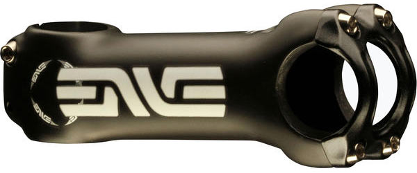 CARBON ROAD STEM: WHT, 100MM