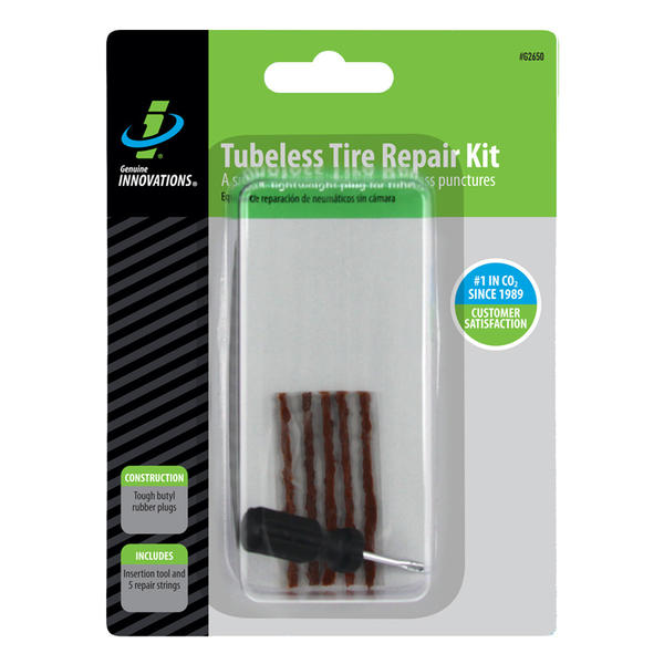 Tire Repair Kit >> Tubeless Tire Repair Kit