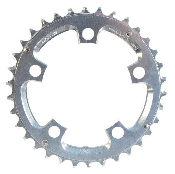 9-Speed Chainring