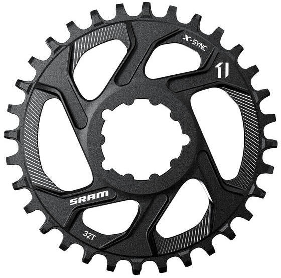 X-Sync Direct Mount Chainring