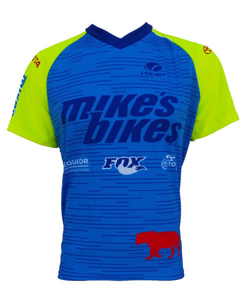 Mike's Bikes Enduro Trail Jersey Short Sleeve