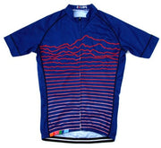Equipe Quarterly Topographic Jersey