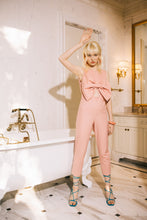 Wenlee Baby Pink Jumpsuit