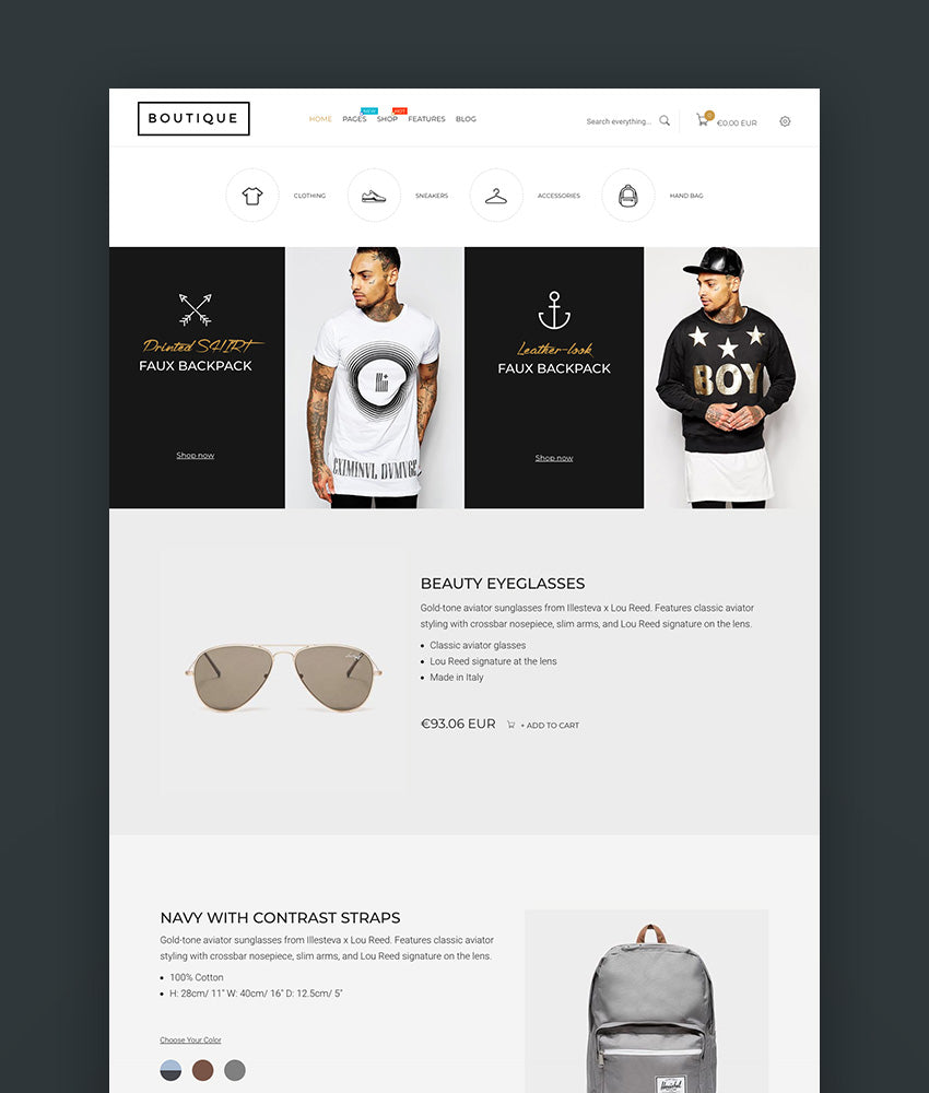 Top 10 Best Shopify themes in May 2019 for business
