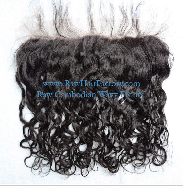 Cambodian Natural Wave Frontal 13x4