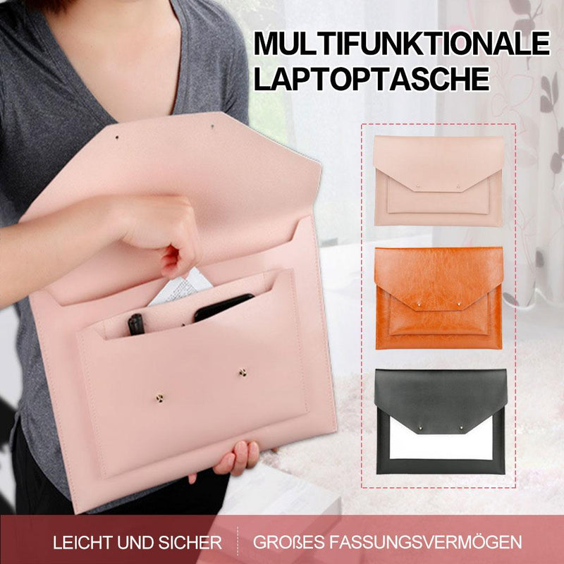 Multifunktionale Laptoptasche
