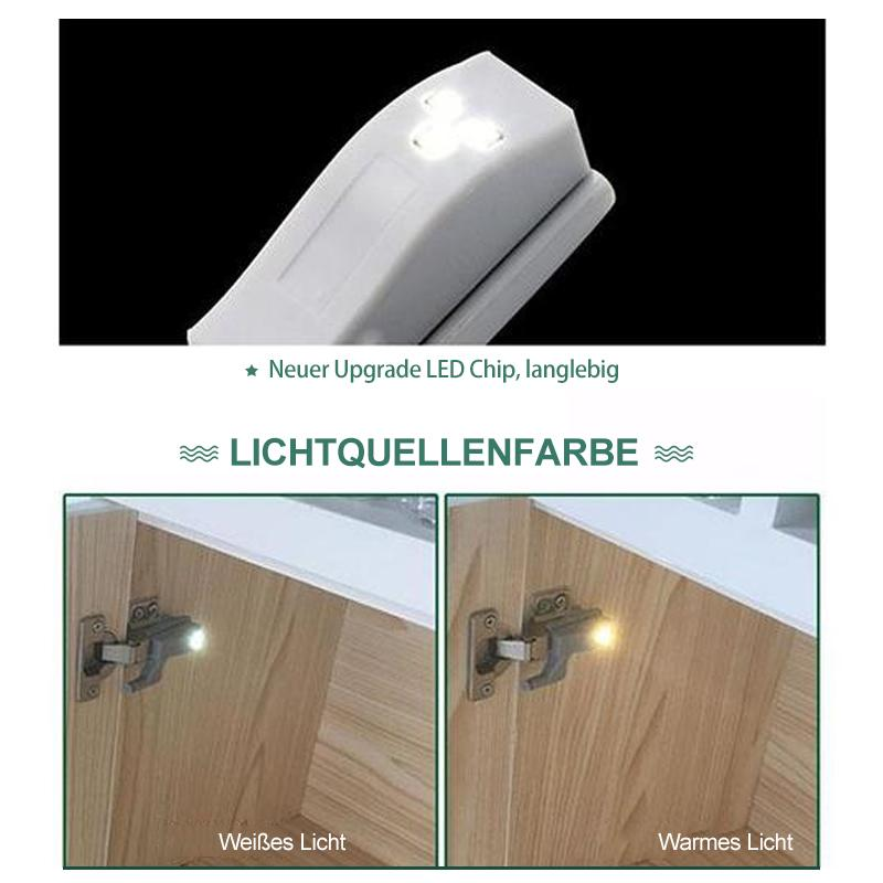 Intelligentes Touch-Sensing-LED-Licht