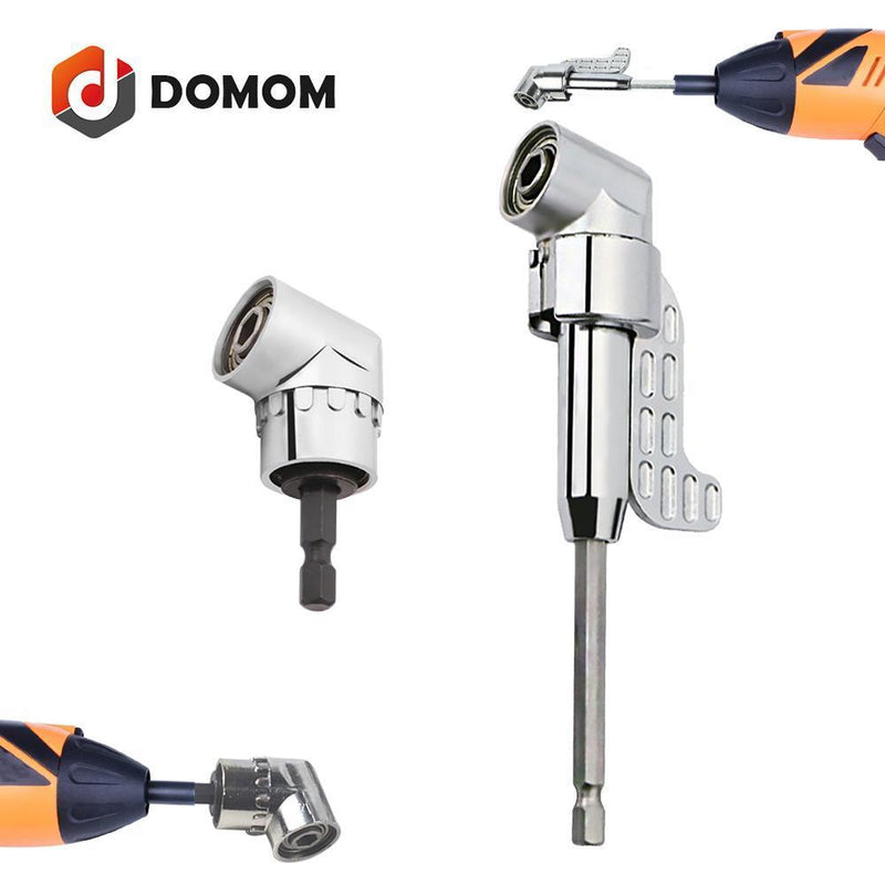 Domom Square Driver Hex Power Drill Bit Socket Adapater Power Drill Tool Set - Genialbau