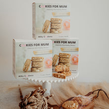 Load image into Gallery viewer, White Choc Macadamia lactation cookies