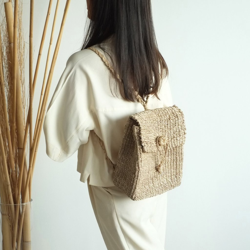 Bella Backpack - Natural