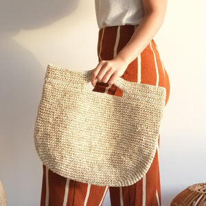 Casta Tote Bag - Natural