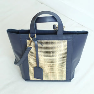 Cruz Winged Tote - Midnight