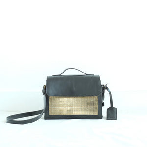Cruz Satchel Sling - Black