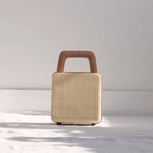Evita Box Bag - Khaki