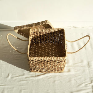 Sienna Picnic Basket - Natural