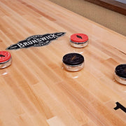 Image of Brunswick Andover II 12FT. Shuffleboard Table - The Better Backyard