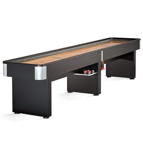 Brunswick Delray 12 Foot Shuffleboard Table Pool Table Brunswick Billiards