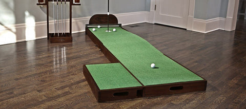 Brunswick The Ross 8 FT. Putting Green Golf Training Aid Golf Training Aid Brunswick Billiards
