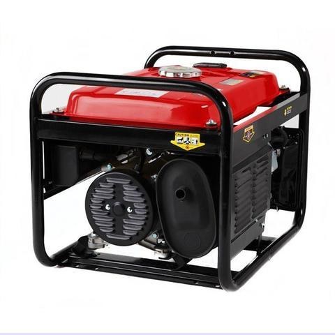 DuroMax 4000-Watt 7-Hp Air Cooled OHV Gas Engine Portable RV Generator - The Better Backyard