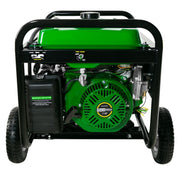 Image of DuroMax 4850 watt Dual Fuel Hybrid Gas/Propane with Electric Start Generator - The Better Backyard
