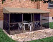 Image of Gazebo Penguin Add A Room Patio Enclosure The Better Backyard