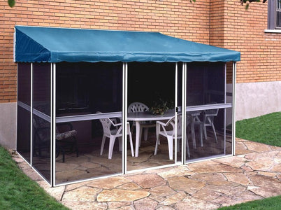 Gazebo Penguin Add A Room Patio Enclosure The Better Backyard