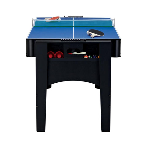 Image of GLD Fat Cat 3 In 1 Flip Pool, Ping Pong, Air Hockey Table - The Better Backyard