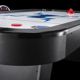 Image of GLD Fat Cat Storm MMXI Air Powered Hockey Table - The Better Backyard