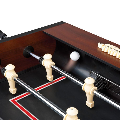 GLD Fat Cat Tirade Foosball Table - The Better Backyard