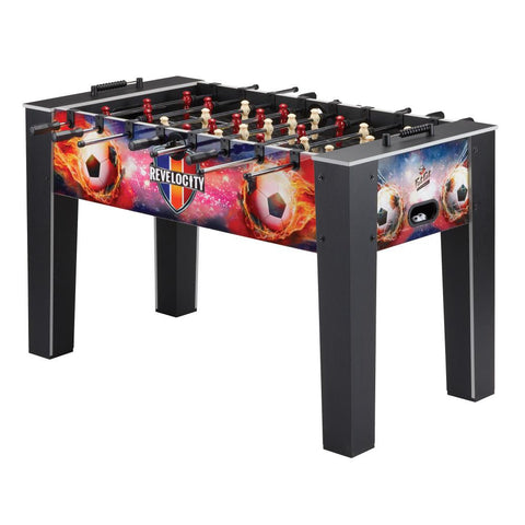 GLD Revelocity Foosball Table - The Better Backyard