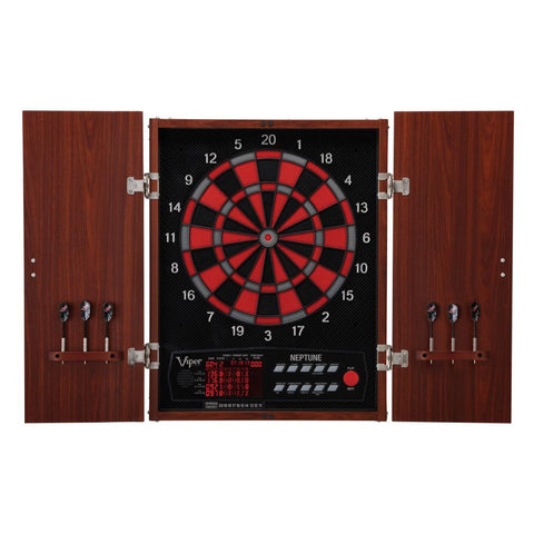 GLD Viper Neptune Electronic Dartboard - The Better Backyard