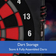 Image of GLD Viper Solar Blast Electronic Dartboard - The Better Backyard