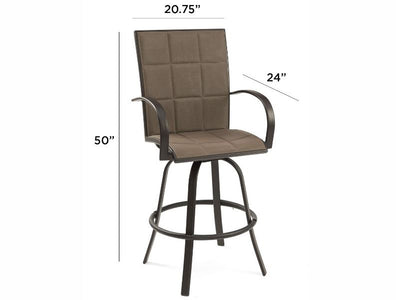 Outdoor Chair Empire Barstools - The Better Backyard