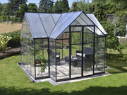 Image of Palram Chalet Orangerie 12' x 10' Greenhouse Greenhouses Palram