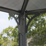 Image of Palram Martinique 3600 10' x 12' Garden Gazebo Gazebo Palram
