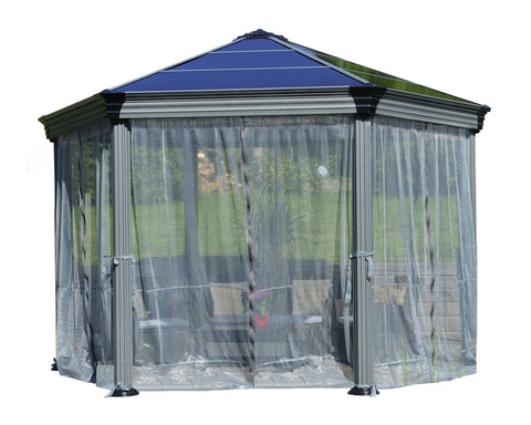 Palram Roma Gazebo Netting set Accessories Palram
