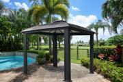 Image of Paragon 11x11 Cambridge Hard Top Gazebo - The Better Backyard