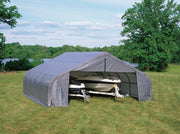 Image of Shelter Logic 20x22x11  Peak Style Shelter - The Better Backyard