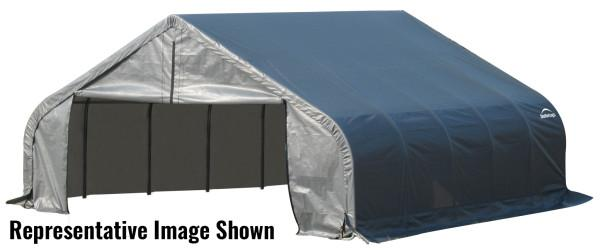 Shelter Logic 24x18x11 Peak Style Shelter - The Better Backyard