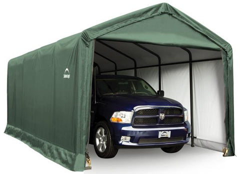 Shelter Logic 25x12x11 Tube Storage Shelter - The Better Backyard